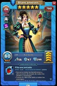 Blancanieves-Fábulas-del-Bosque-Sombrío-Empires-&-Puzzles-Empuz